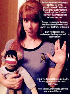 #Spock :(