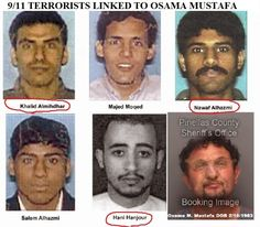 This low life P.O.S. terrorist facilitator Osama 'Sam' Mustafa hired 9/11 Hijacker Nawaf al Hazmi in San Diego to work at his Sam's Star Mart Texaco is on the run, again.  FOX NEWS: Congress to Probe Connection Between Anwar al-Awlaki, 9/11 Hijackers, Terrorist Ziyad Khaleel, Osama Sam Mustafa and Sarasota Imam Muneer Arafat. | Bill Warner Investigations PI NewsWire Sex, Crime, Cheaters & Terrorism