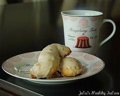 Julia's Healthy Italian Cooking: Italian S Cookies