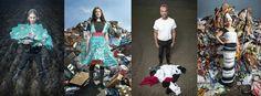 Project Precious Trash på Handarbetets Vänner Galleri