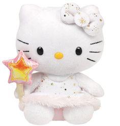 Hello Kitty Engel klein, 15 cm