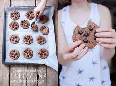 Jak na čokoládové cookies bez vážení Crackers, Cupcakes, Sugar, Cookies, Sweet, Blog, Crack Crackers, Candy, Pretzels