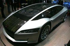 Giugiaro Concept: The world's fastest hybrid, Future Car, Giorgetto Giugiaro, Futuristic Vehicle, Italdesign Quaranta
