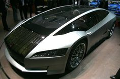 Giugiaro Concept: The world's fastest hybrid, Future Car, Giorgetto Giugiaro, Futuristic Vehicle, Italdesign Quaranta