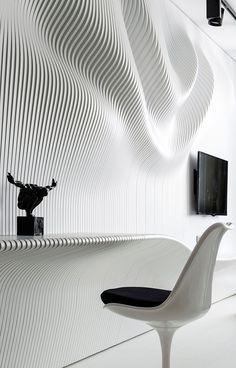Parametrium of Contrasts by Geometrix Design