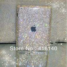 FREE SHIPPING tablet sleeve for iPad 4 3 2 smart cover bling rhinestone case Luxury package for apple iPad on AliExpress.com. $36.99