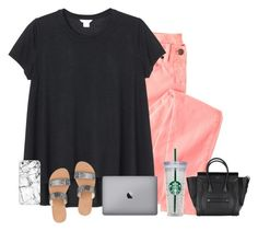 //New York to LA// by kadynpleasants on Polyvore featuring polyvore, fashion, style, Monki, J.Crew, Casetify, women's clothing, women's fashion, women, female, woman, misses and juniors