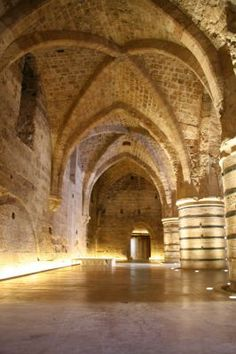 Hospitaller Fortress, Acre (Akko) – Old Acre, Israel