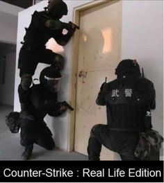 Counter Strike Real Life Edition  - www.meme-lol.com