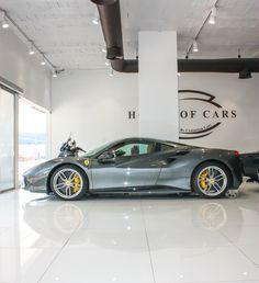 Ferrari 488 GTB 2016 #dubaicars #cars #carforsale