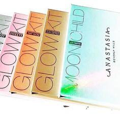 🌜Contourlux will soon be stocking all glow kits by Glow Kit, Anastasia Beverly Hills