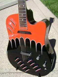 Alluvium guitars