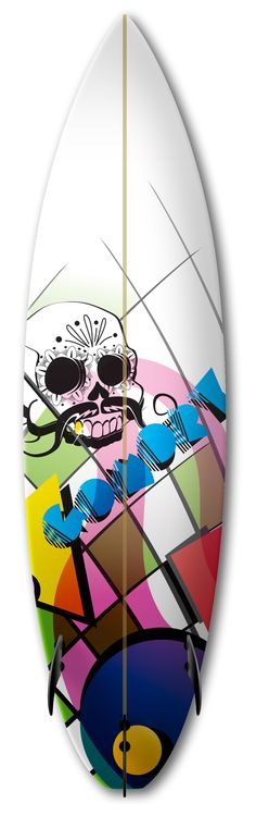 1000 images about awesome surfboards on pinterest for Awesome surfboard designs