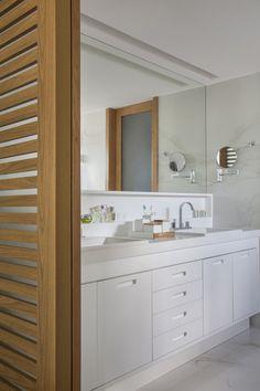 Apartamento em tons claros no Leblon (Foto: Juliano Colodeti / MCA Estúdio )