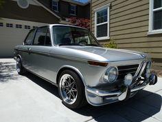 1969 BMW 2002 M20 6 cyl.