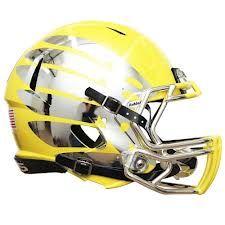 Top Ten football helmets  -