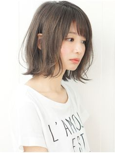 Short Hair Lengths, Short Hair Cuts, Girl Haircuts, Bob Hairstyles, Medium Hair Styles, Curly Hair Styles, Asian Short Hair, Shot Hair Styles, Hair Reference