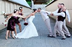 5. #Funny #Photos - 44 Amazing #Wedding #Photography Ideas to Copy ... → Wedding #Photo