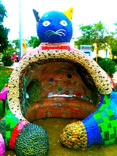 Magical Mosaics: San Diego Showcases Niki de Saint Phalle's Art ...