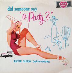 late 60's album cover