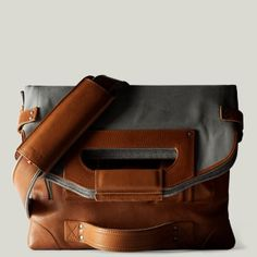 hard graft / Bags & Travel Seriously this is my dream bag. It's a back pack, a crossbody, a clutch, a tote.... it's whatever you could possibly want or need in one bag.