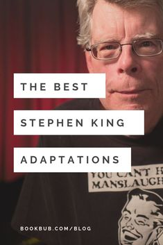 Readers recommend their favorite Stephen King book-to-movie adaptations. Best Stephen King Movies, Stephen King Books, Summer Reading Lists, Beach Reading, Books Turned Into Movies, Twilight Book, Types Of Books, Reading Challenge, Historical Fiction