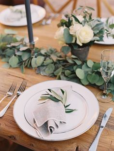Photography: Diana McGregor - dianamcgregor.com Read More on SMP: http://www.stylemepretty.com/california-weddings/2016/03/22/this-brides-impeccable-memory-inspired-this-romantic-wedding/