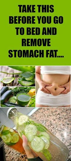 Take This Before You Go To Bed And Remove Stomach Fat - Health & Fitness & Remedy Healthy Diet Plans, Healthy Weight, Healthy Recipes, Healthy Drinks, Healthy Foods, Detox Recipes, Pizza Recipes, Smoothie Recipes, Dinner Recipes