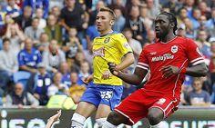 Cardiff 3-1 Huddersfield: Kenwyne Jones heaps more misery on the Terriers