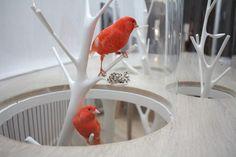 Fuglebord - Find inspiration på LivingSweetLiving.dk
