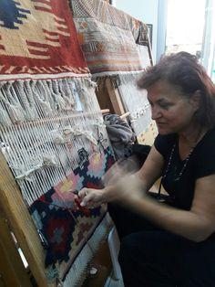 Marmaris Esnaf ve Sanatkarlar odası kilim dokuma kursu