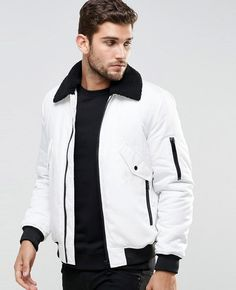 8bbe86b184055 Discover men s jackets and winter coats with ASOS. Shop from a range of  styles
