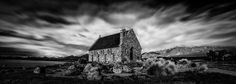 Church of the good sheppard, Lake Tekapo, New Zealand by Paul Carmona on 500px