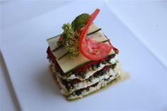 Raw Food Lazanya ,Vogue Gurme Ağustos 2013/ Çisem Çakır
