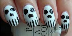 43 Halloween Nail Art Ideas – Clare K