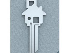 """House"" Key - don't mix up your keys anymore. - $4.49"