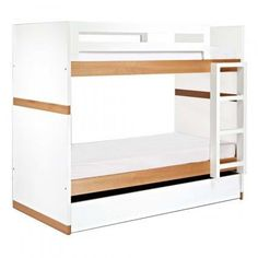 Carter Single Bunk Bed with Trundle | Domayne Online Store $1999