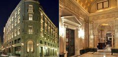 Hotel 1898, Las Ramblas - Barcelona, Spain - June 2011