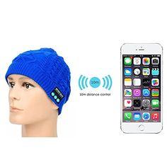 Lavable de música Bluetooth Sombrero, Koiiko® manos libres Altavoces estéreo - https://complementoideal.com/producto/tienda-socios/lavable-de-msica-bluetooth-sombrero-koiiko-manos-libres-altavoces-estreo-integrados-auriculares-para-iphone-6s-plus-6-5-ipad-air-2-mini-pro-samsung-galaxy-s6-edge-plus-htc-one-sony-xperia-google-nex-2/