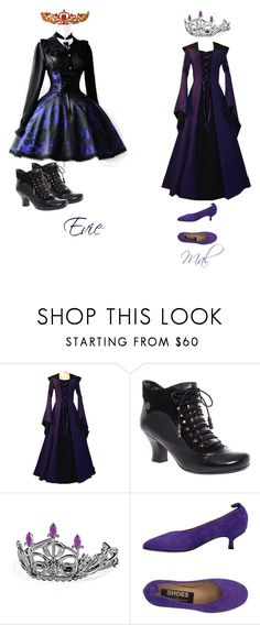 """""""Medieval look Two"""" by maria-eugenia-i on Polyvore featuring beauty, Hush Puppies and Golden Goose"""