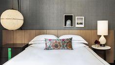 Kimpton Gray Hotel king bed