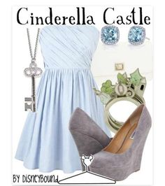 Another Cinderella dressing :) SO CUTE! <3