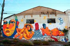 Os 30 melhores murais da arte de rua brasileira | Catraca Livre