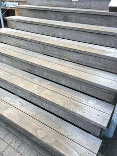 Kebony Treppe - Kebony stairs