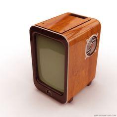 Retro tablet PC concept | Designer: 600v - http://600v.deviantart.com