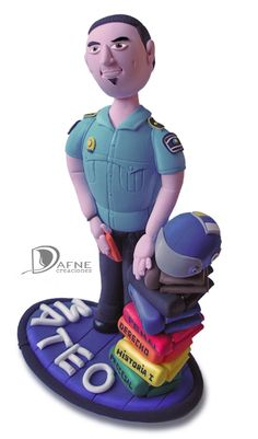 Muñeco policia
