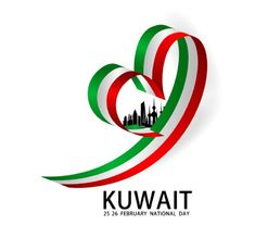 Happy Kuwait National Day 2021 is celebrated on February every Year. it's considered the most remarkable day in the Arab World. Kuwait celebrated its first Independence Day on June Kuwait National Day, Patron Saints, Instagram Highlight Icons, Easy Drawings, Sally, Celebration, Pictures, Image, Cute