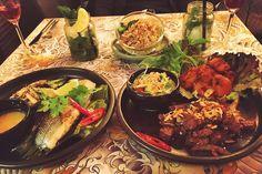 Restaurant - Schwabing- Vietnamese: Shami, Münchner Freiheit