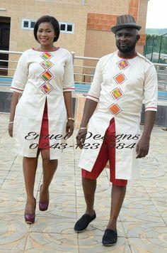 Top modern african fashion looks 5906 Nigerian Men Fashion, African Fashion Ankara, Latest African Fashion Dresses, African Print Fashion, Couples African Outfits, African Wear Dresses, African Attire, Couple Outfits, African Shirts For Men