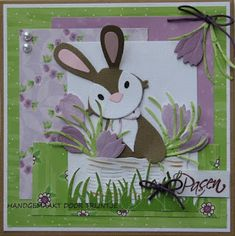 Marianne Design, Easter, Cards, Bambi, Envelopes, Rabbits, Animals, Ideas, Maps